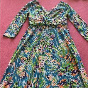 Lily Pulitzer Maxi Dress Size XS